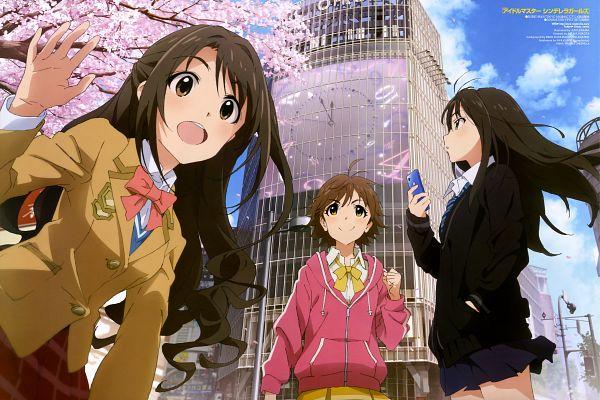 THE iDOLM@STER: Cinderella Girls (Idolmaster: Cinderella Girls) - Bandai Namco Entertainment