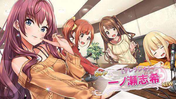 Tags: Anime, Baffu, THE iDOLM@STER: Cinderella Girls, Ichinose Shiki, Igarashi Kyouko, Shimamura Uzuki, Futaba Anzu, Idolmaster: Cinderella Girls
