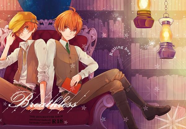 Tags: Anime, Pixiv Id 800581, THE iDOLM@STER: SideM, Aoi Yuusuke, Aoi Kyousuke