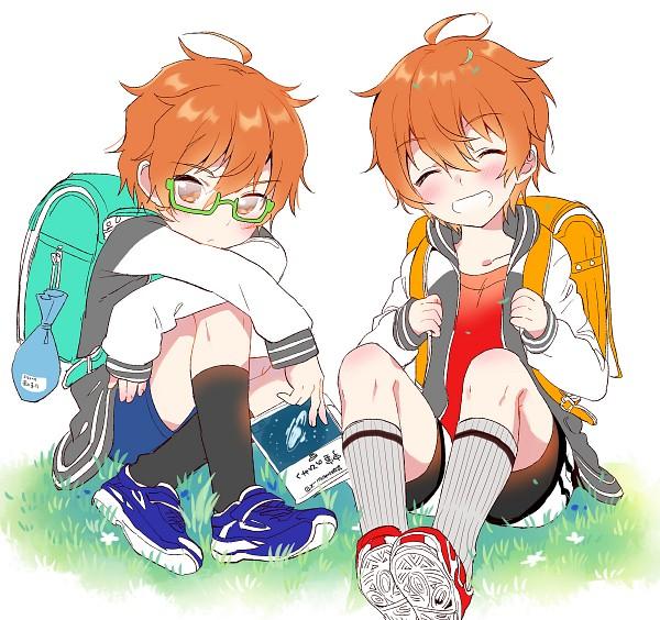 Tags: Anime, Kiyose Akame, THE iDOLM@STER: SideM, Aoi Kyousuke, Aoi Yuusuke