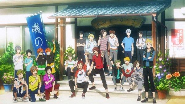 Tags: Anime, THE iDOLM@STER: SideM, THE iDOLM@STER, Sakaki Natsuki, Pierre (iDOLM@STER: SideM), Watanabe Minori, Fuyumi Jun, Maita Rui, Takajou Kyouji, Mitarai Shouta, Wakazato Haruna, Yamashita Jiro, Kashiwagi Tsubasa