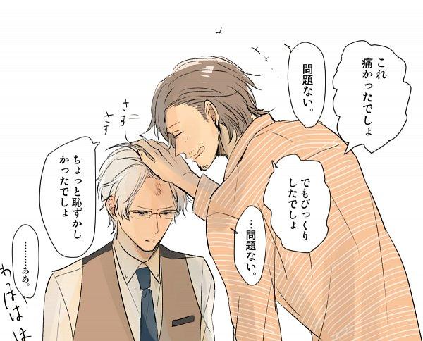 Tags: Anime, THE iDOLM@STER: SideM, Yamashita Jiro, Hazama Michio