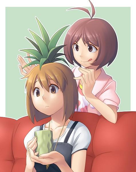 Tags: Anime, Sat, Namco, THE iDOLM@STER, Hidaka Ai, Hagiwara Yukiho, The Idolmaster