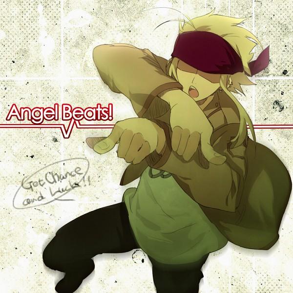 Tags: Anime, 029 (Artist), Angel Beats!, TK (Angel Beats!), Fanart, Pixiv