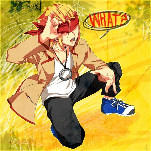 Tags: Anime, Kaki (Pixiv854423), Angel Beats!, TK (Angel Beats!)