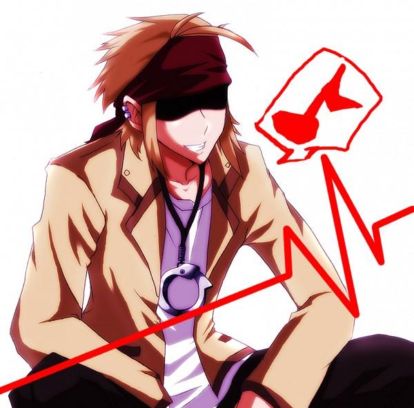 Tags: Anime, Pixiv Id 1027757, Angel Beats!, TK (Angel Beats!), Heartbeat