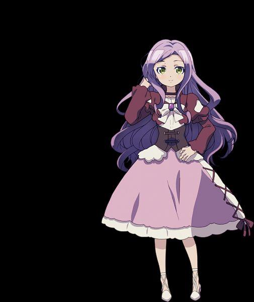Tags: Anime, Silver Link, Death March kara Hajimaru Isekai Kyousoukyoku, Tachibana Arisa, Cover Image, Official Art