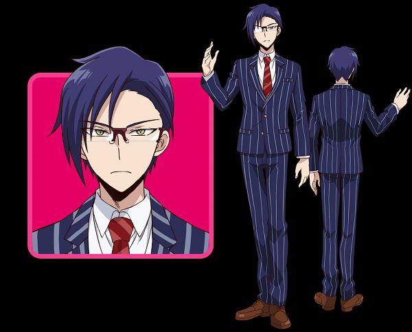 Tachibana Jin (Munou na Nana) - Zerochan Anime Image Board