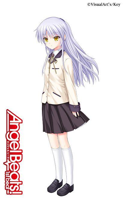 Tachibana Kanade - Angel Beats!