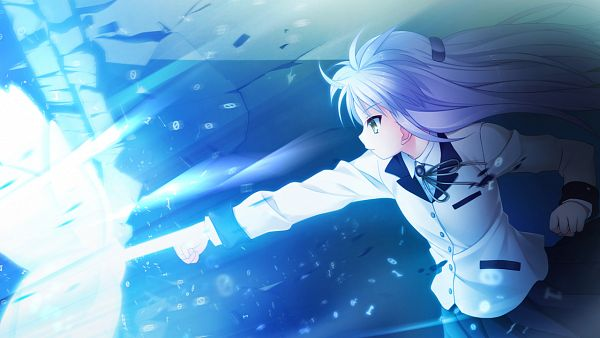 Tags: Anime, Na-ga, KEY (Studio), Angel Beats!, Tachibana Kanade, Wallpaper, CG Art