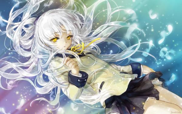 Tags: Anime, Janemere, Angel Beats!, Tachibana Kanade, Wallpaper