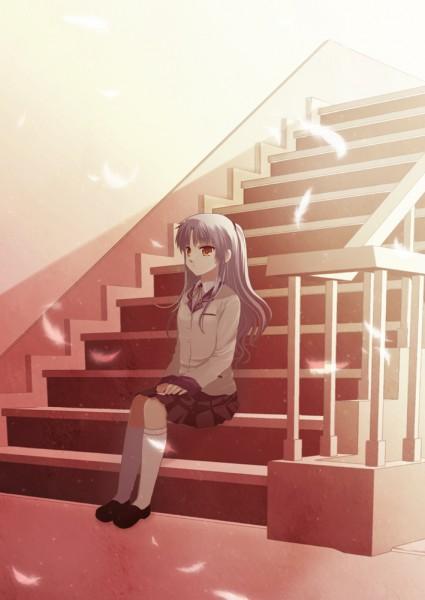 Tags: Anime, Konno Rei, Angel Beats!, Tachibana Kanade