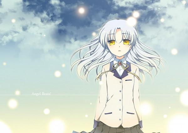 Tags: Anime, Touon, Angel Beats!, Tachibana Kanade, Pixiv, Fanart