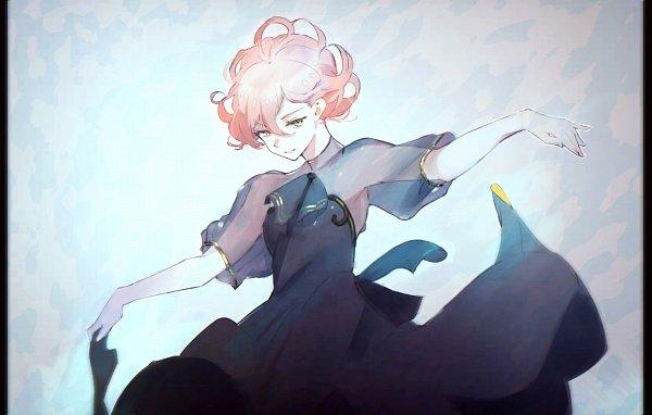 Tags: Anime, Ishida Sui, BROCCOLI, JACKJEANNE, Tachibana Kisa, Twitter, Official Art