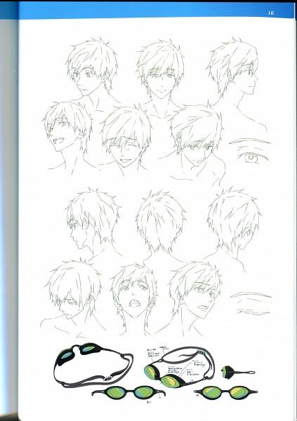 Tags: Anime, Free!, Tachibana Makoto, Official Art