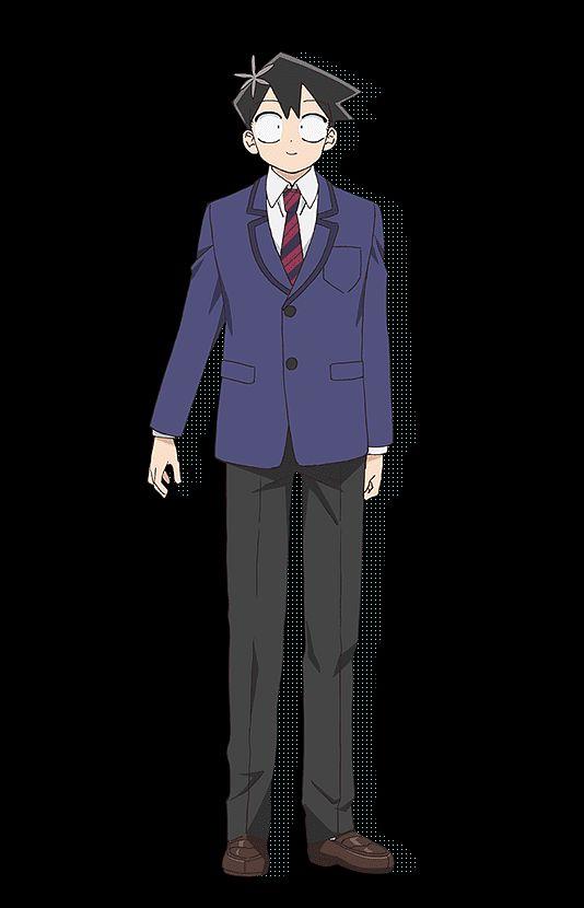 Tadano Hitohito - Komi-san wa Comyushou desu.