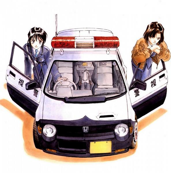 Tags: Anime, Fujishima Kousuke, Nakajima Atsuko, Taiho Shichauzo, Kobayakawa Miyuki, Tsujimoto Natsumi, You're Under Arrest