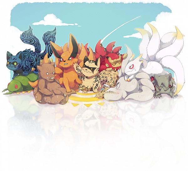 Tailed Beasts - NARUTO