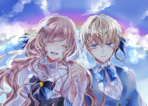 Tags: Anime, Pixiv Id 1652795, Taishou x Alice, Arisu Yurika, Alice (Taishou x Alice), Fanart