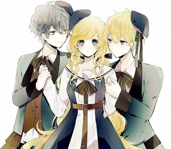 Tags: Anime, Pixiv Id 15019173, Taishou x Alice, Arisu Yurika, Alice (Taishou x Alice), Gretel (Taishou x Alice), Fanart