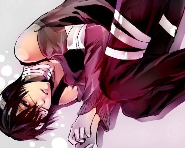 Tags: Anime, Tsutaya, VOCALOID, Taito, Fetal Position, Yandereloid