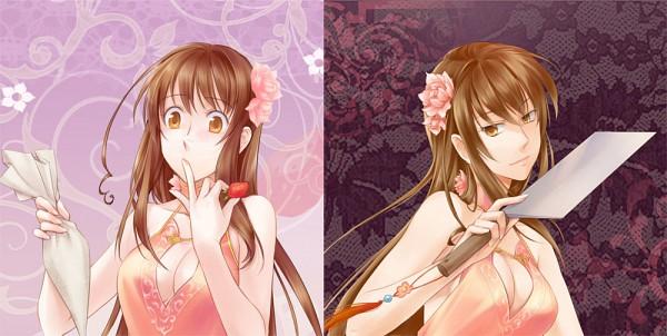 Tags: Anime, Chao Mei Fan Tuan, Axis Powers: Hetalia, Taiwan, Pixiv