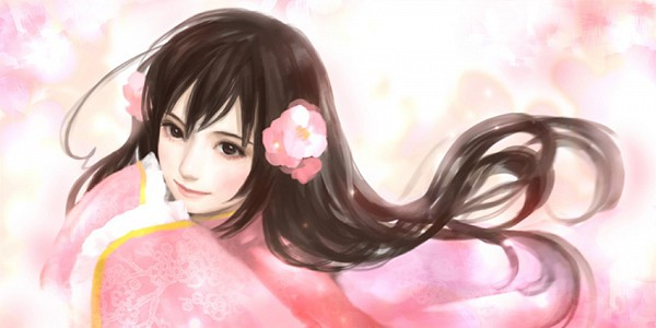 Tags: Anime, Erico Lotus, Axis Powers: Hetalia, Taiwan, Pixiv, Facebook Cover, Asian Countries