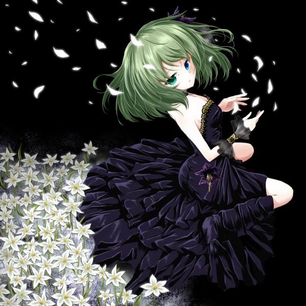 Tags: Anime, Ugatsu Matsuki, THE iDOLM@STER: Cinderella Girls, Takagaki Kaede, Pixiv, Fanart