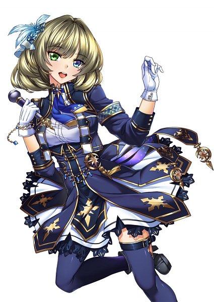 Tags: Anime, Merufena, THE iDOLM@STER: Cinderella Girls, Takagaki Kaede, Pixiv, Fanart, Fanart From Pixiv