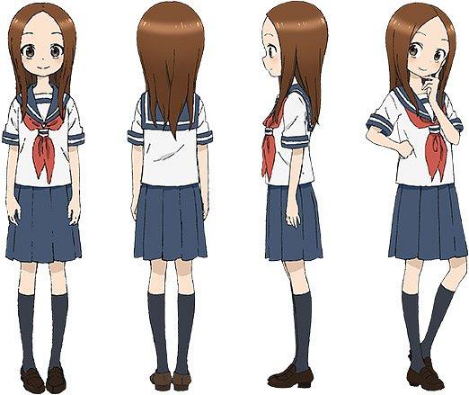 Takagi (Karakai Jouzu no Takagi-san) - Karakai Jouzu no Takagi-san