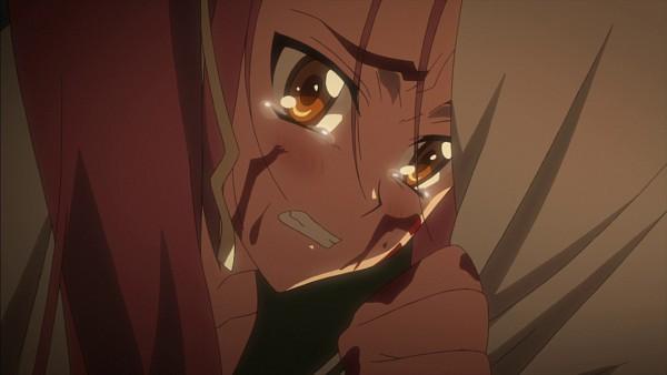 Tags: Anime, MADHOUSE, Gakuen Mokushiroku: HIGHSCHOOL OF THE DEAD, Takagi Saya, Screenshot, Wallpaper, HD Wallpaper