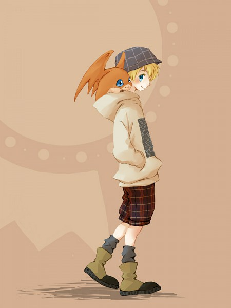Takaishi Takeru - Digimon Adventure