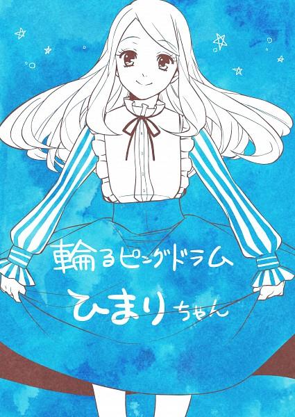 Tags: Anime, Pixiv Id 6273928, Mawaru Penguindrum, Takakura Himari, Fanart, Pixiv, Mobile Wallpaper