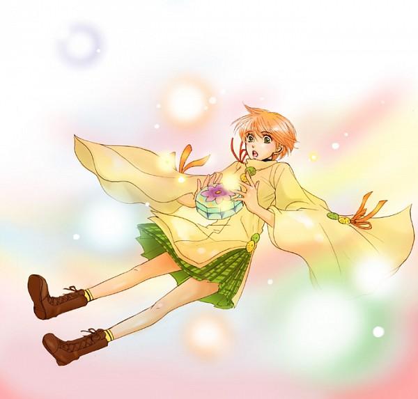 Tags: Anime, Kinaco, Harukanaru Toki no Naka de 2, Takakura Karin, Fanart, Pixiv