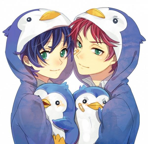 Takakura Twins - Mawaru Penguindrum