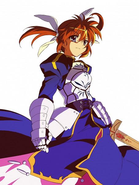 Tags: Anime, Gaogaigar-final, Mahou Shoujo Lyrical Nanoha, Takamachi Nanoha, Saber (Fate/stay night) (Cosplay)