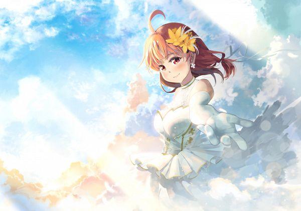 Tags: Anime, Pixiv Id 15947513, Love Live! Sunshine!!, Takami Chika, Thank you FRIENDS!!