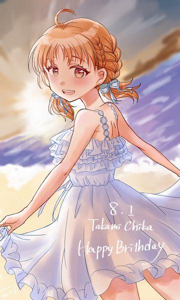 Tags: Anime, Pixiv Id 15231423, Love Live! Sunshine!!, Takami Chika, Pixiv, Fanart, Fanart From Pixiv
