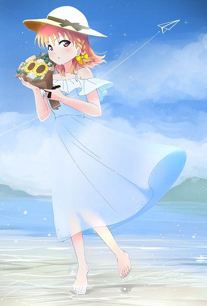 Tags: Anime, Pixiv Id 361359, Love Live! Sunshine!!, Takami Chika, Fanart From Pixiv, Pixiv, Fanart, Chika Takami