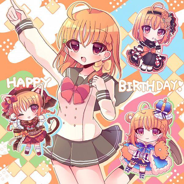 Tags: Anime, Pixiv Id 36102553, Love Live! Sunshine!!, Takami Chika, Pixiv, Fanart, Fanart From Pixiv