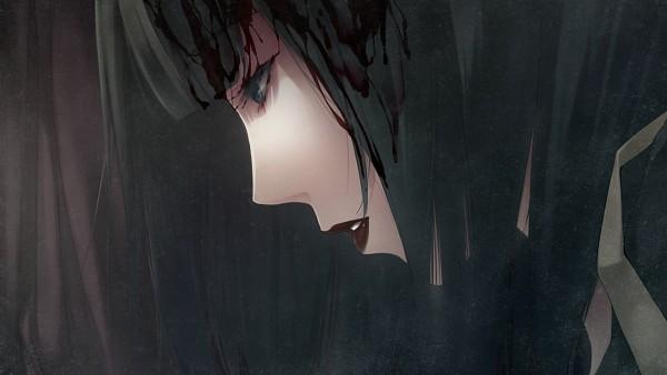 Tags: Anime, Sugina Miki, Innocent Grey, Kara no Shoujo 2, Takamiya Meguri, Wallpaper, CG Art