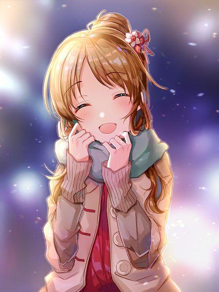 Tags: Anime, Satoimo Chika, THE iDOLM@STER: Cinderella Girls, Takamori Aiko