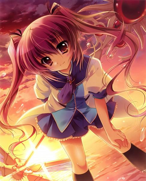 Tags: Anime, Izumi Tsubasu, Memory of jade, Mercuria, Takamori Himiko