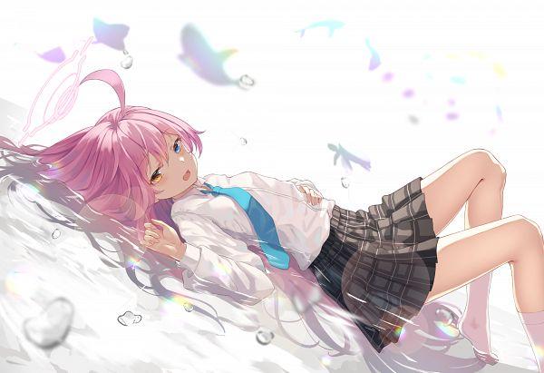 Tags: Anime, Pixiv Id 9256071, Blue Archive, Takanashi Hoshino, Pixiv, Fanart, Fanart From Pixiv