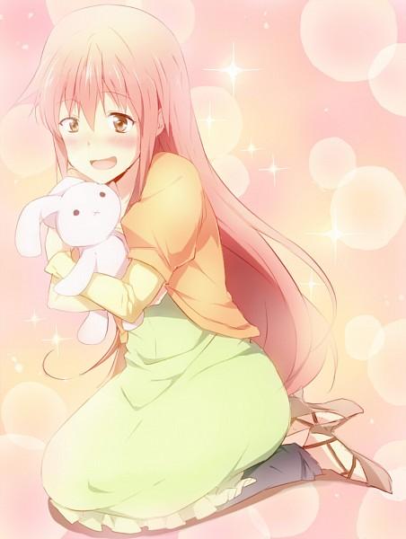 Tags: Anime, Punchiki, Working!!, Takanashi Kotori, Takanashi Souta, Wig, Fanart, Fanart From Pixiv, Pixiv