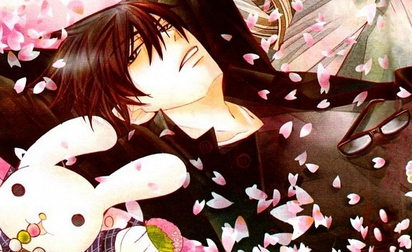 Tags: Anime, Nakamura Shungiku, Sekai Ichi Hatsukoi, Takano Masamune, Official Art, Manga Page, Scan
