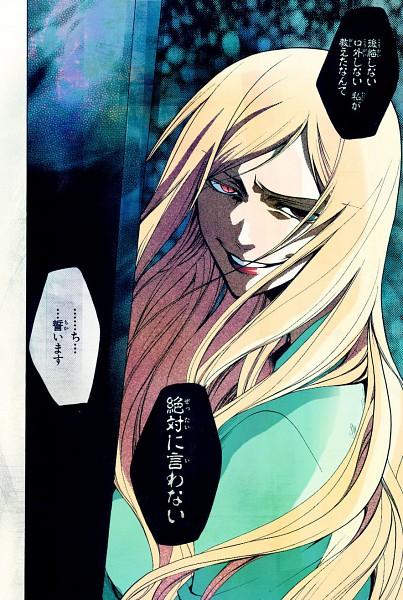 Tags: Anime, Suzuki Jirou, 07th Expansion, Higurashi no Naku Koro ni Kai, Higurashi no Naku Koro ni, Takano Miyo, Manga Page, Scan