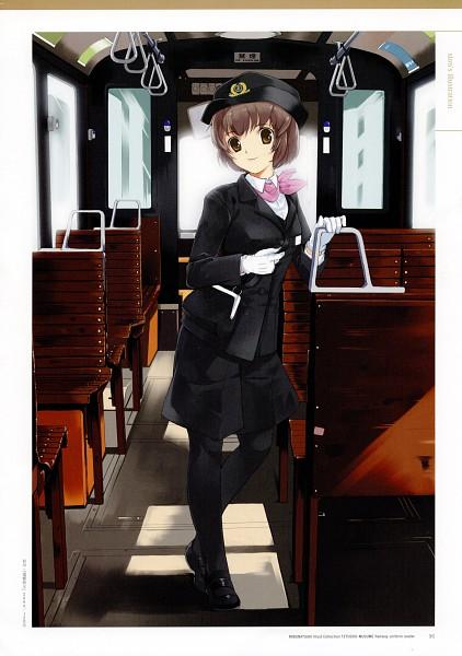 Tags: Anime, Tetsudou Musume, Takano Miyuki