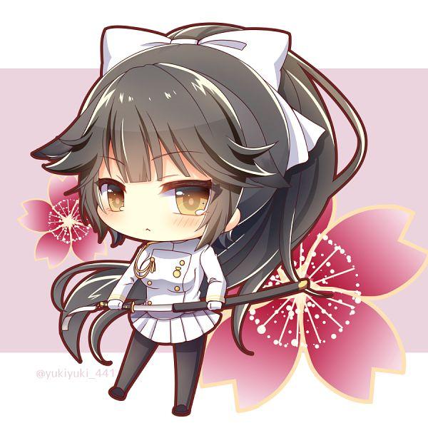 Tags: Anime, Pixiv Id 15463900, Bilan Hangxian, Takao (Bilan Hangxian)