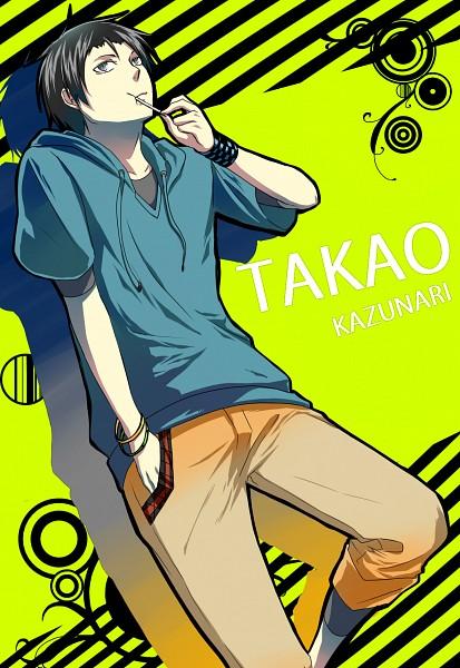 Tags: Anime, Pixiv Id 1558222, Kuroko no Basuke, Takao Kazunari, Pixiv, Fanart, Fanart From Pixiv